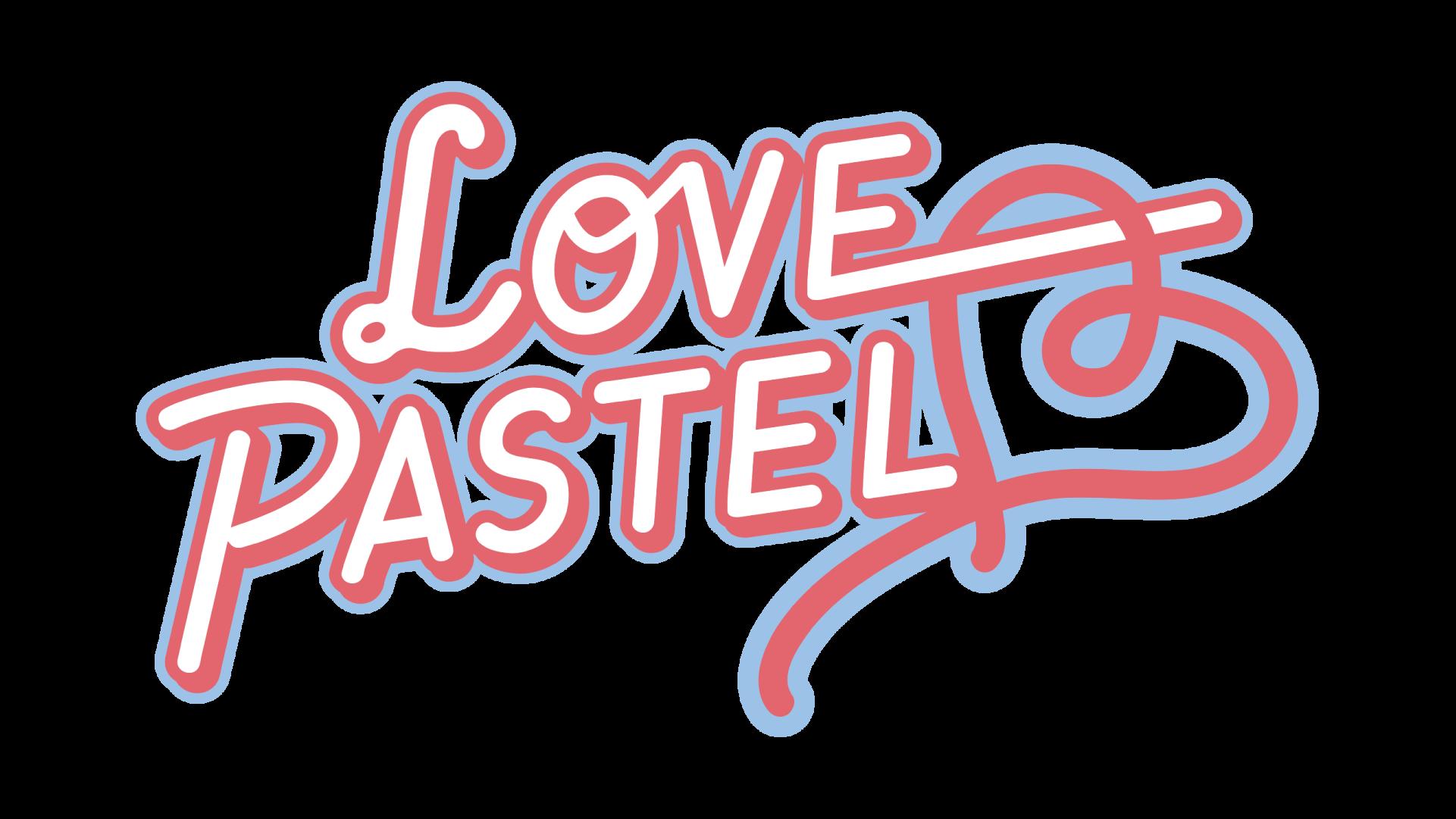 LOVE PASTEL